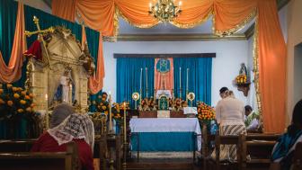 Capilla Nuestra Señora de la Asunción, Guatemala