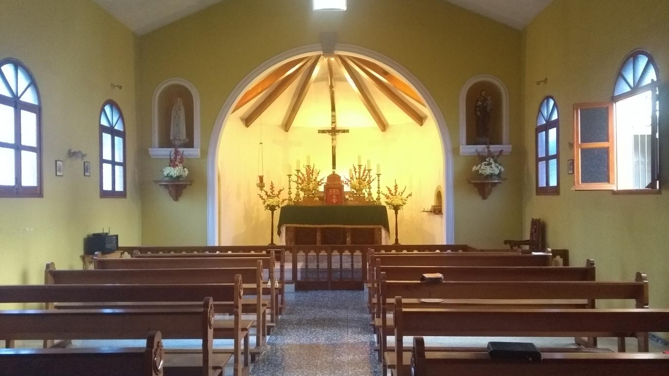 Capilla del Priorato Nuestra Señora de Fátima, Guatemala